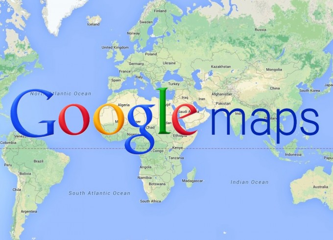 Google(グーグル)が中国で使えない!の対処法-Googleマップ