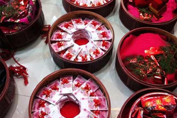 中国人女性と結婚するのに必要な金額